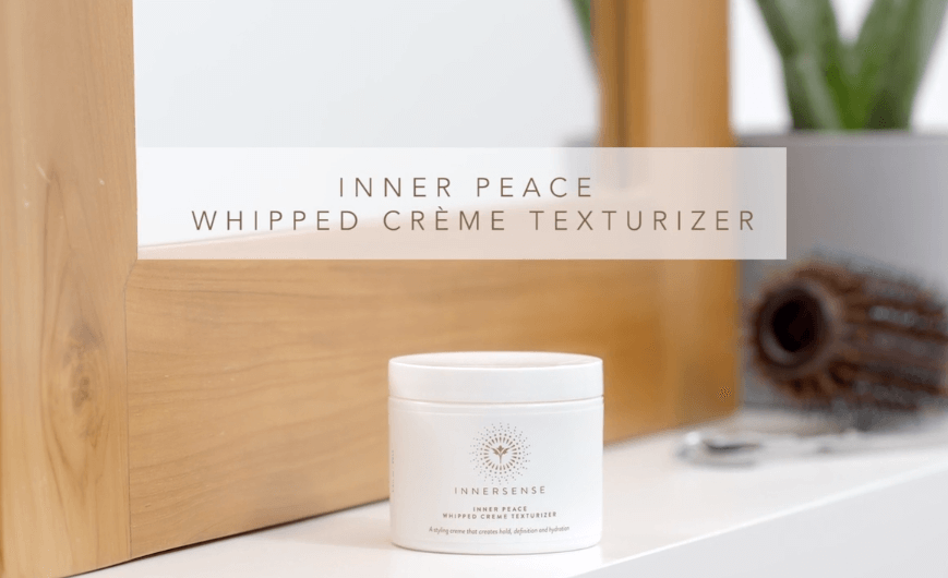 Inner Peace Whipped Creme Texturizer Video