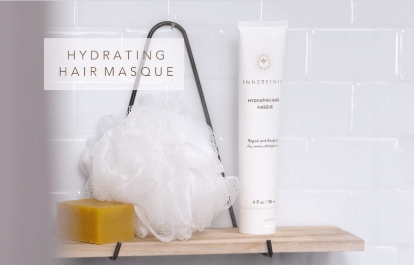 Hydrating Hair Masque Video